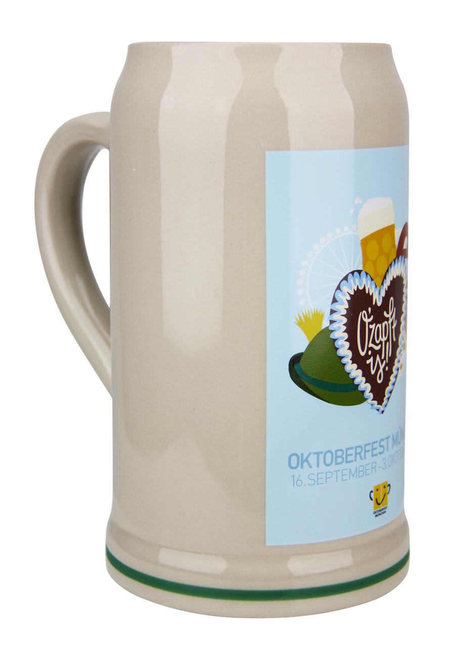 Munich 2017 Official Oktoberfest Beer Mug