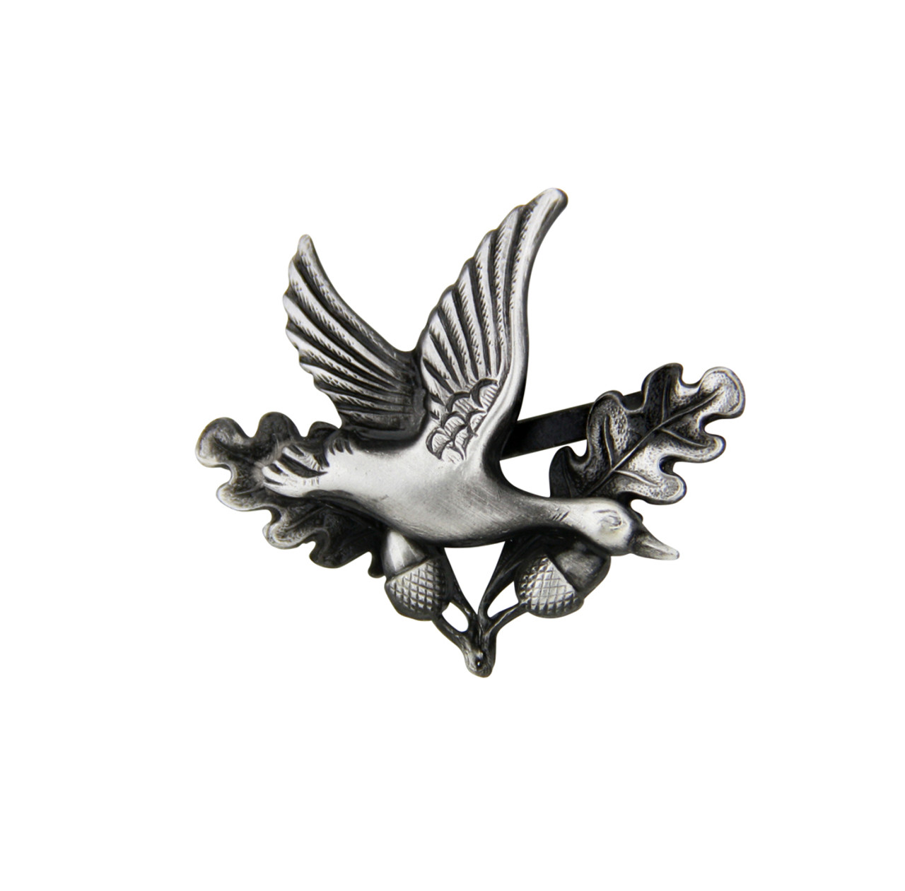 Duck German Hat Pin