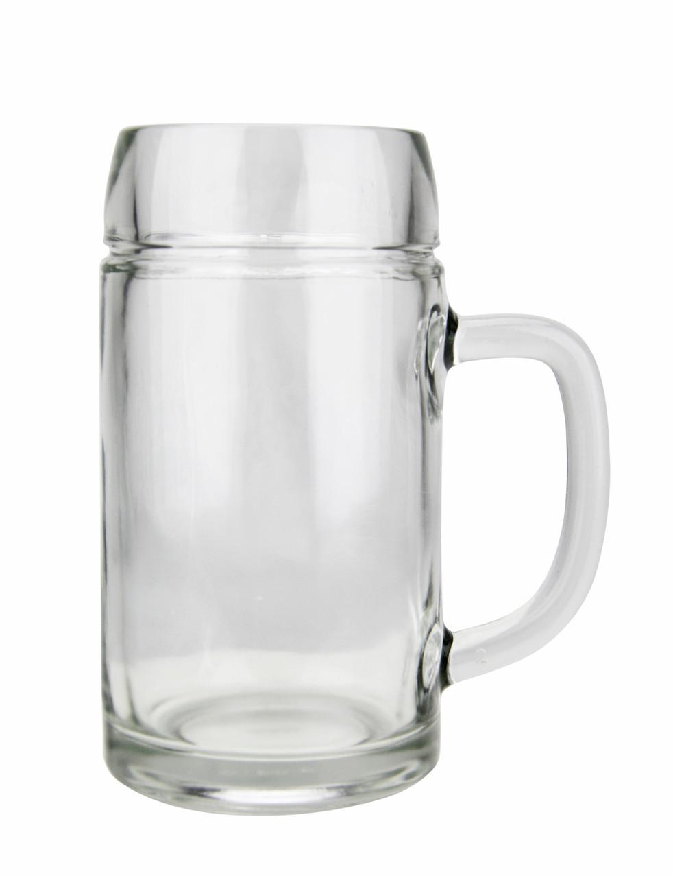 .5L Styria Smooth Body Oktoberfest Glass Beer Mug, Empty