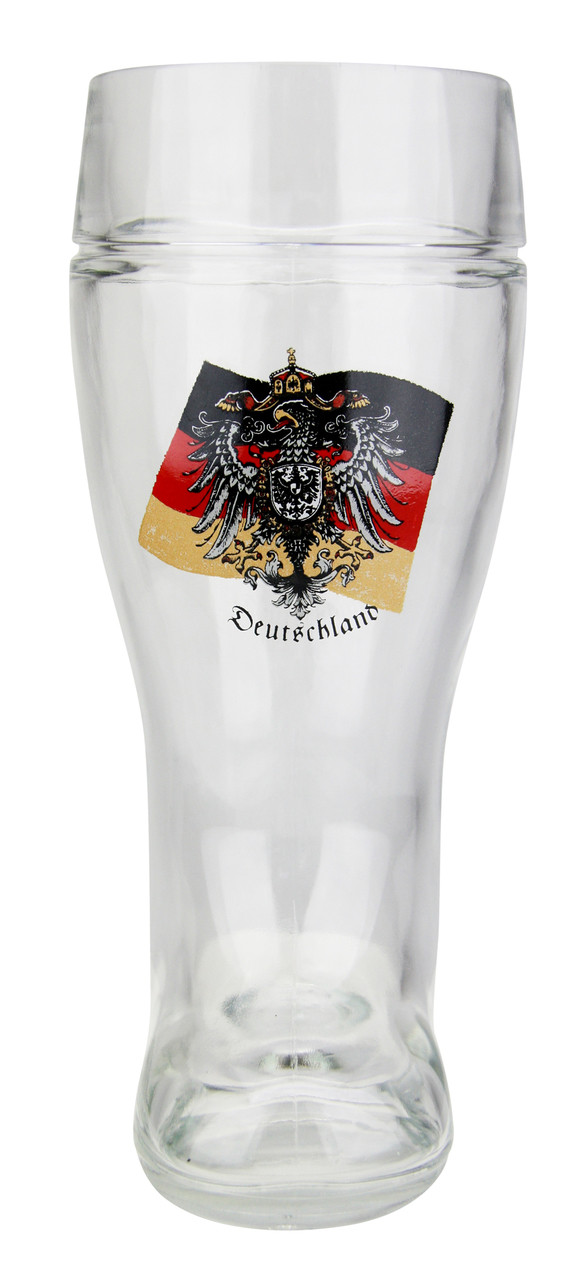 Personalized 1 Liter German Beer Boot