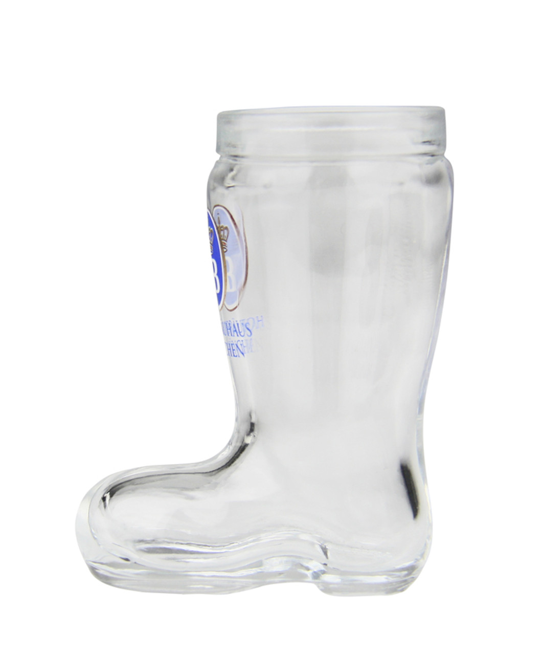 Hofbrauhaus HB Beer Boot Shot Glass