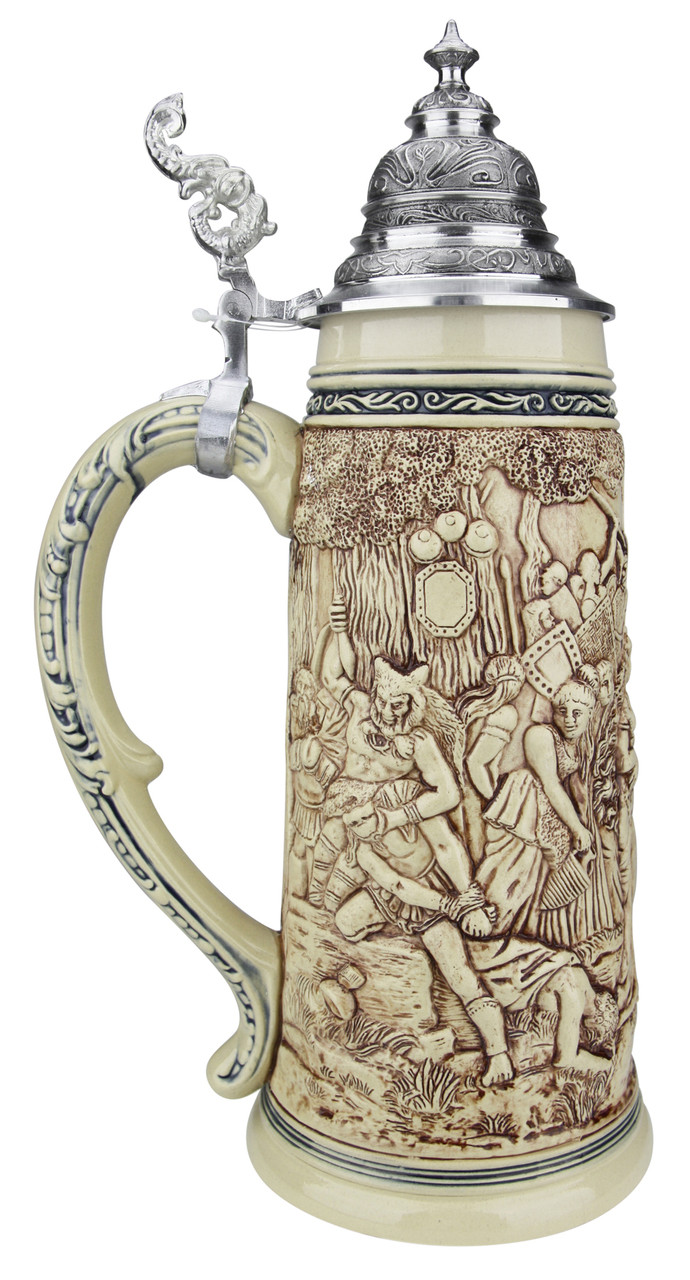 King Limitaet 2018 | Old German Victory Feast Antique Style Beer Stein