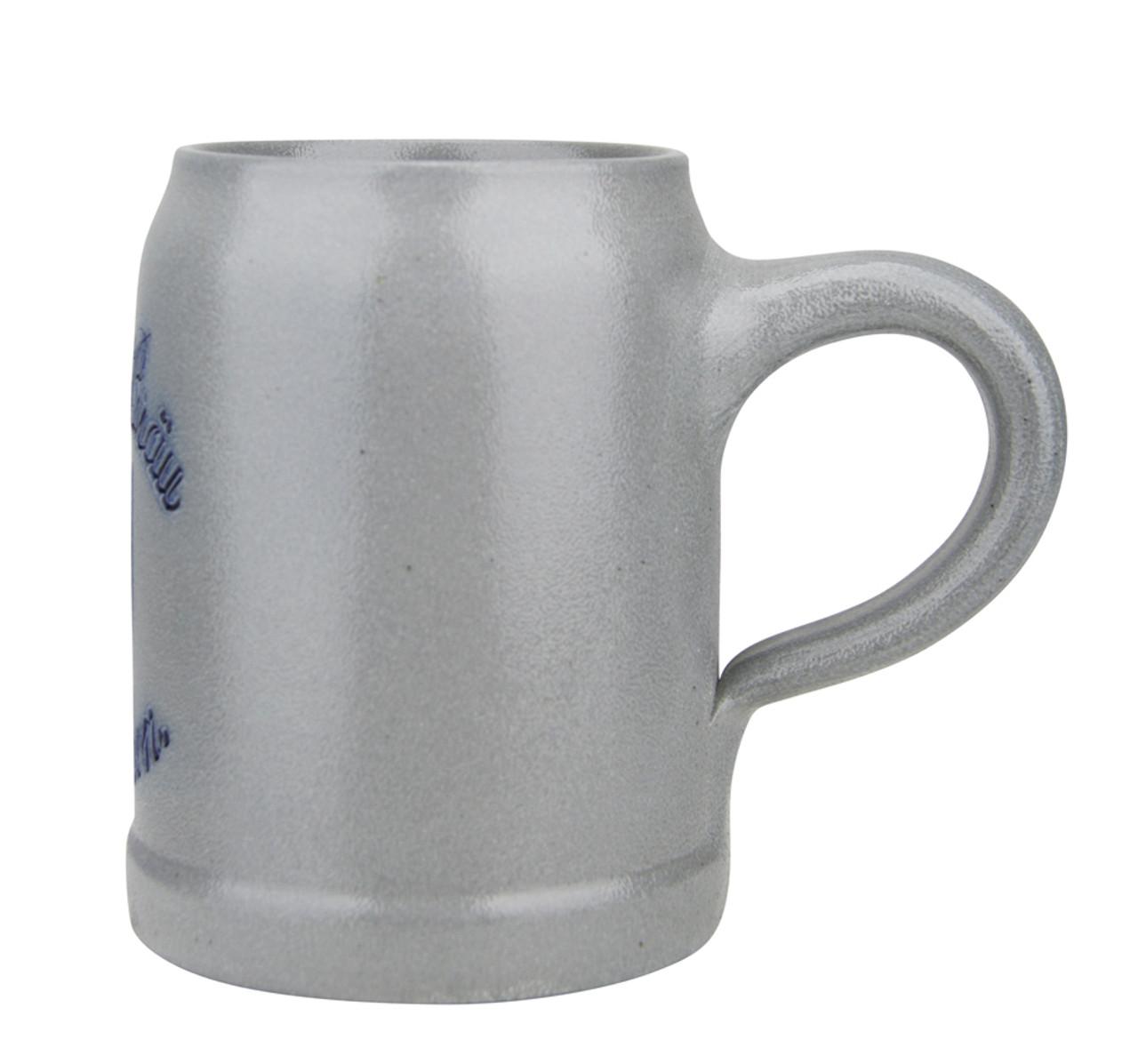 Spaten Brau Brewery 0.5 Liter Salt Glaze Stoneware Beer Mug