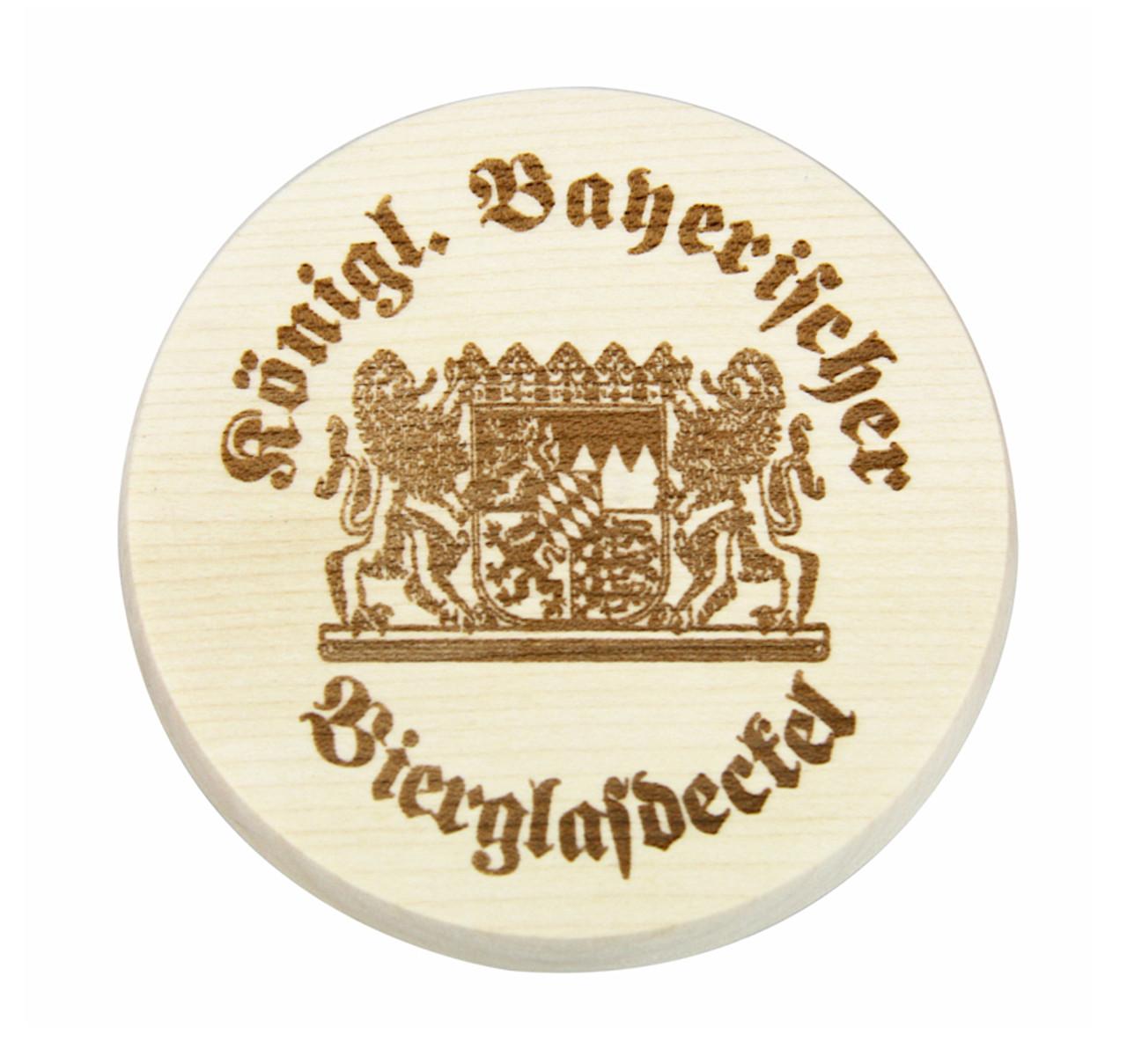 Royal Bavarian Beer Glass Lid