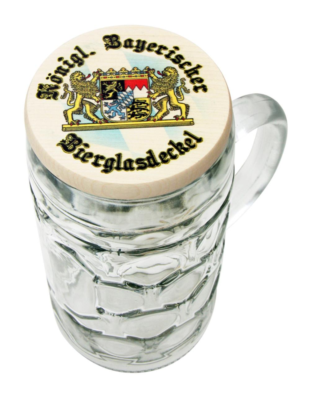 1 Liter Mug not included