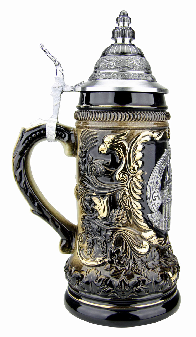 Dresden German Beer Stein
