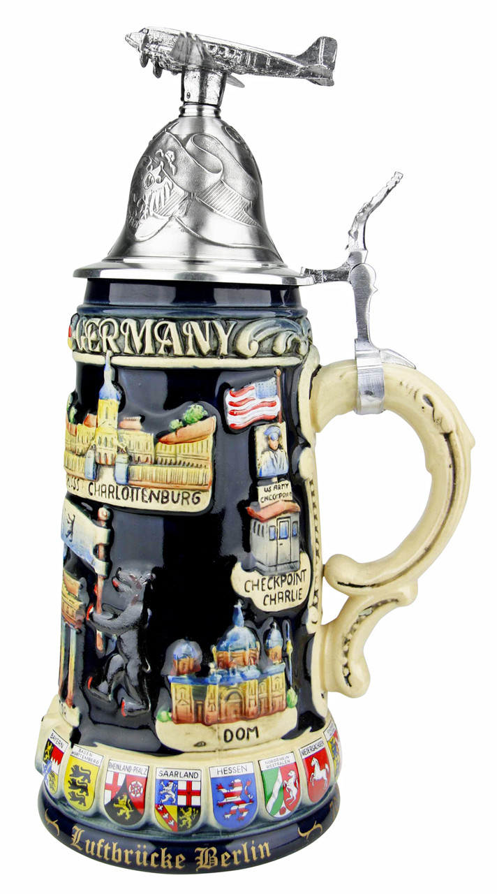 70 Years Berlin Airlift Anniversary Beer Stein