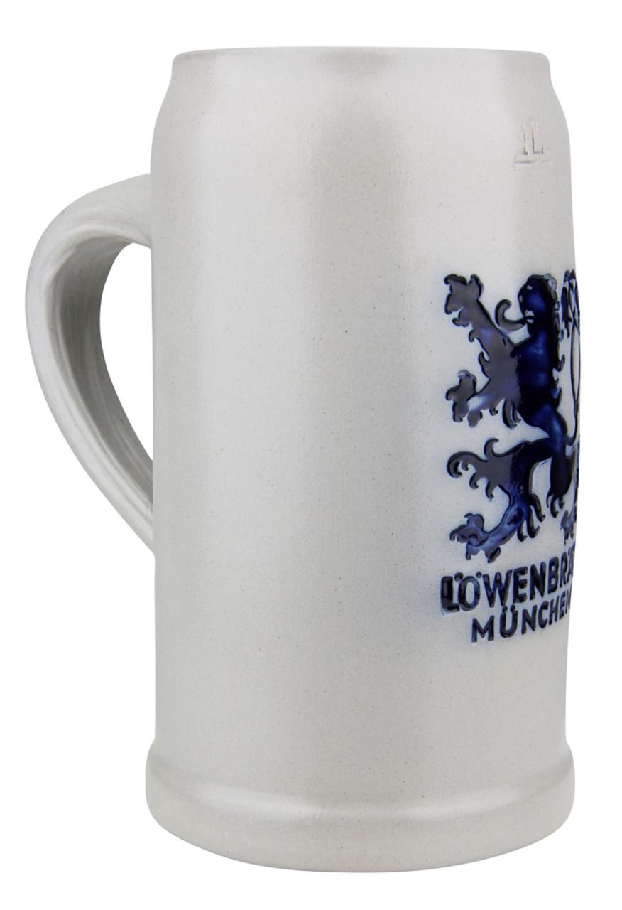 Lowenbrau 1 Liter Beer Mug