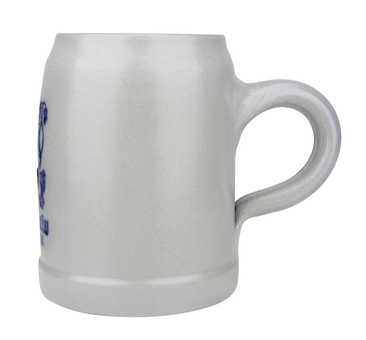 .5 Liter Fill Mark on Front of Brewery Mug