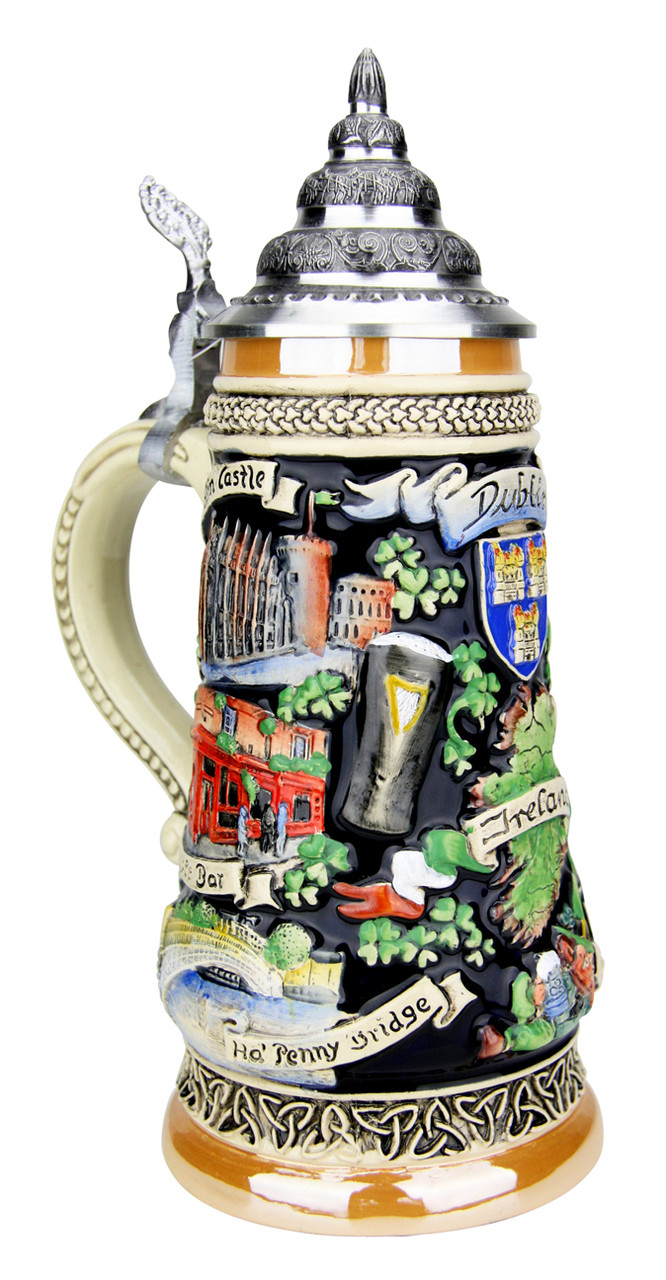 Dublin Ireland Beer Stein