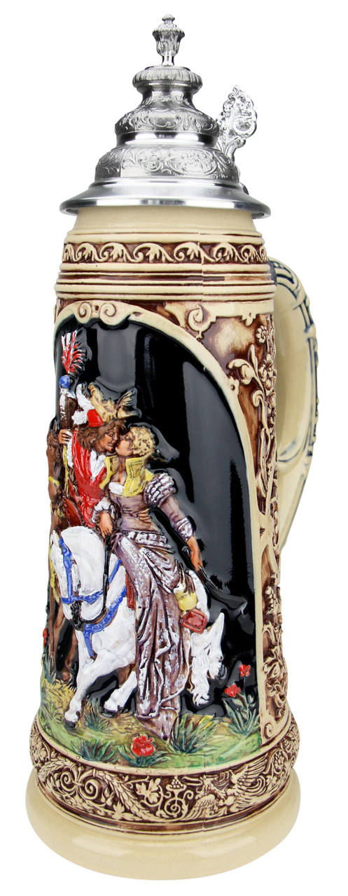 King Limitaet 2019 | Falcon Hunt Handpainted Beer Stein