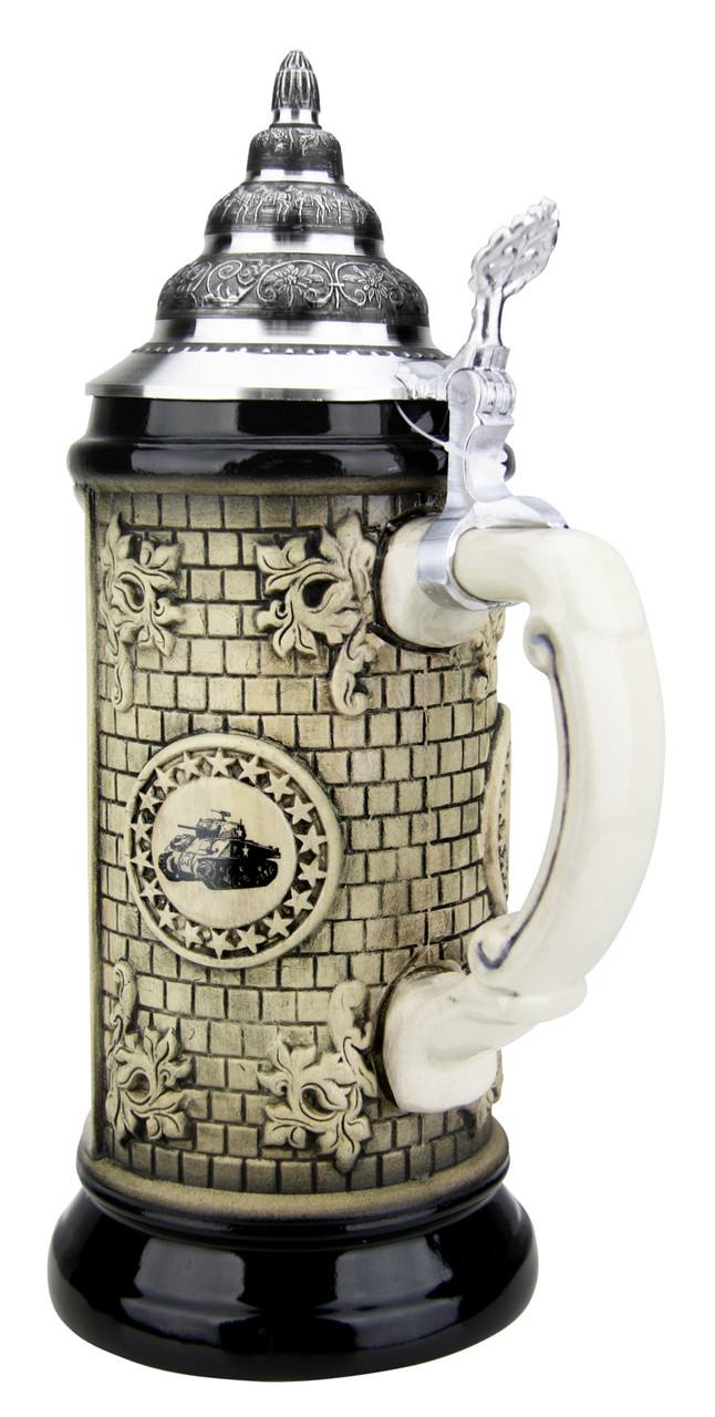 75 Years D Day Anniversary Beer Stein