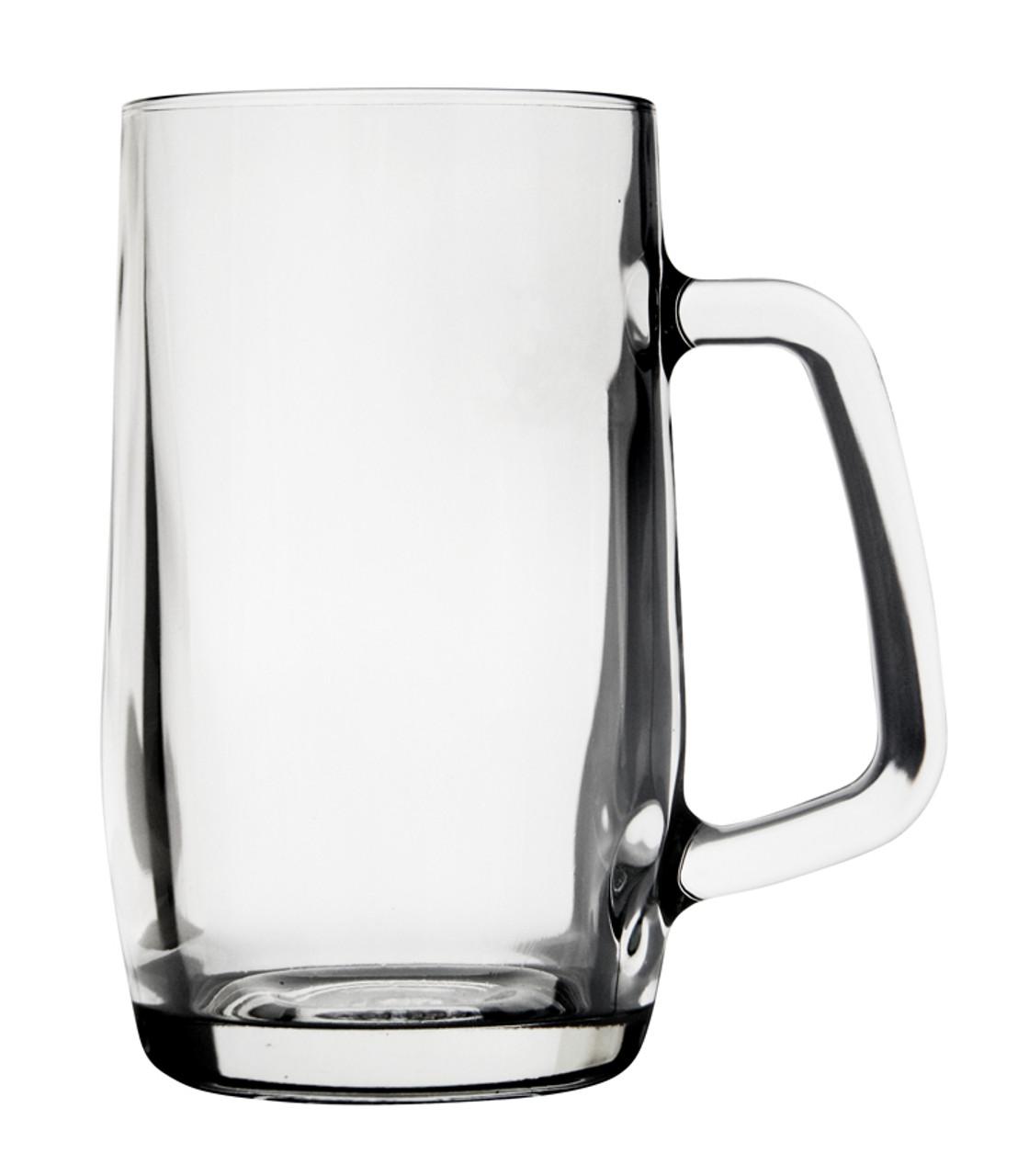 Ludwig Glass Beer Mug 0.5 Liter