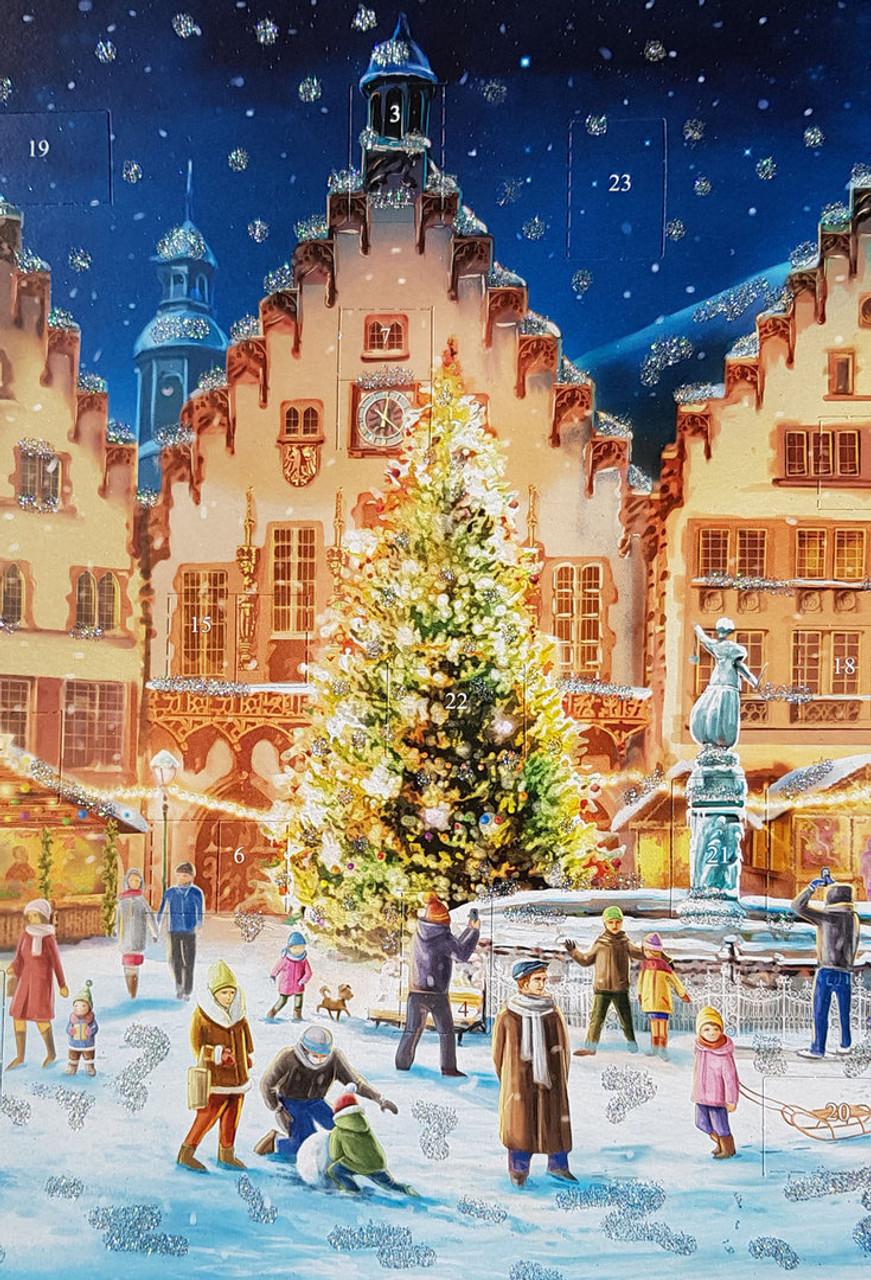 Frankfurt Romer German Advent Calendar