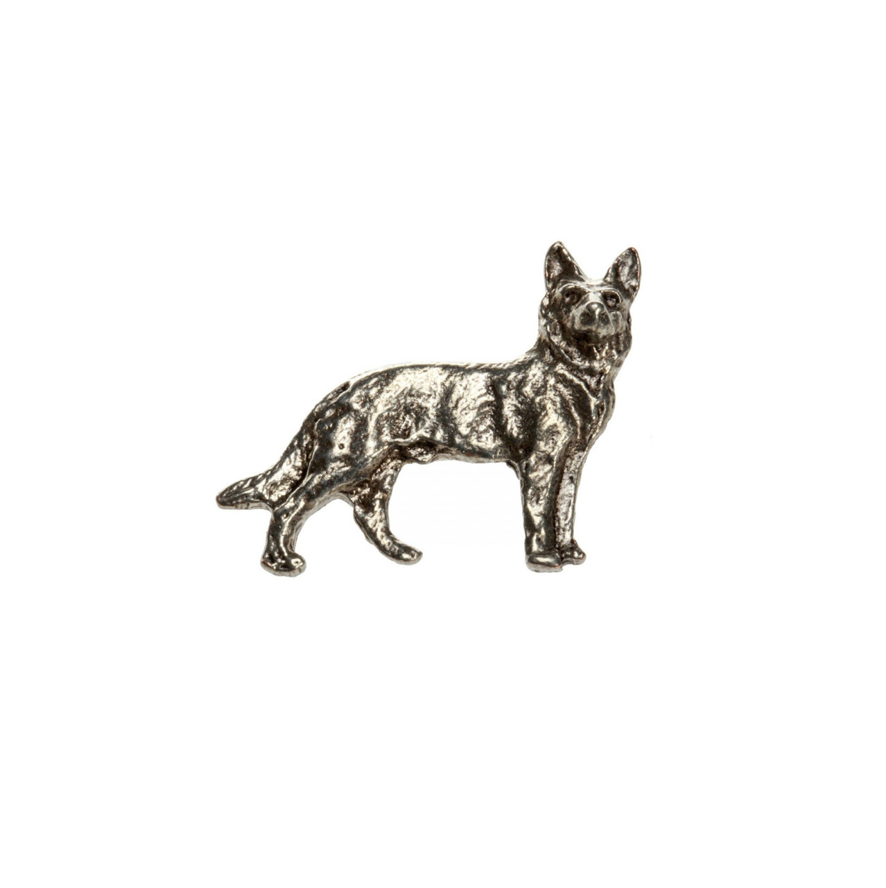 German Shepherd Dog German Hat Pin