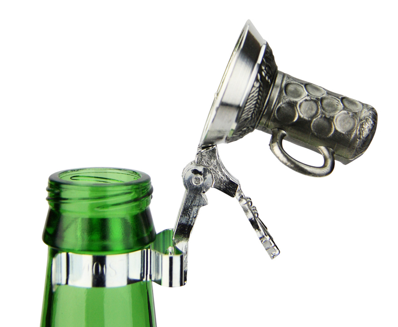 Oktoberfest Mug Beer Stein Lid for Beer Bottles