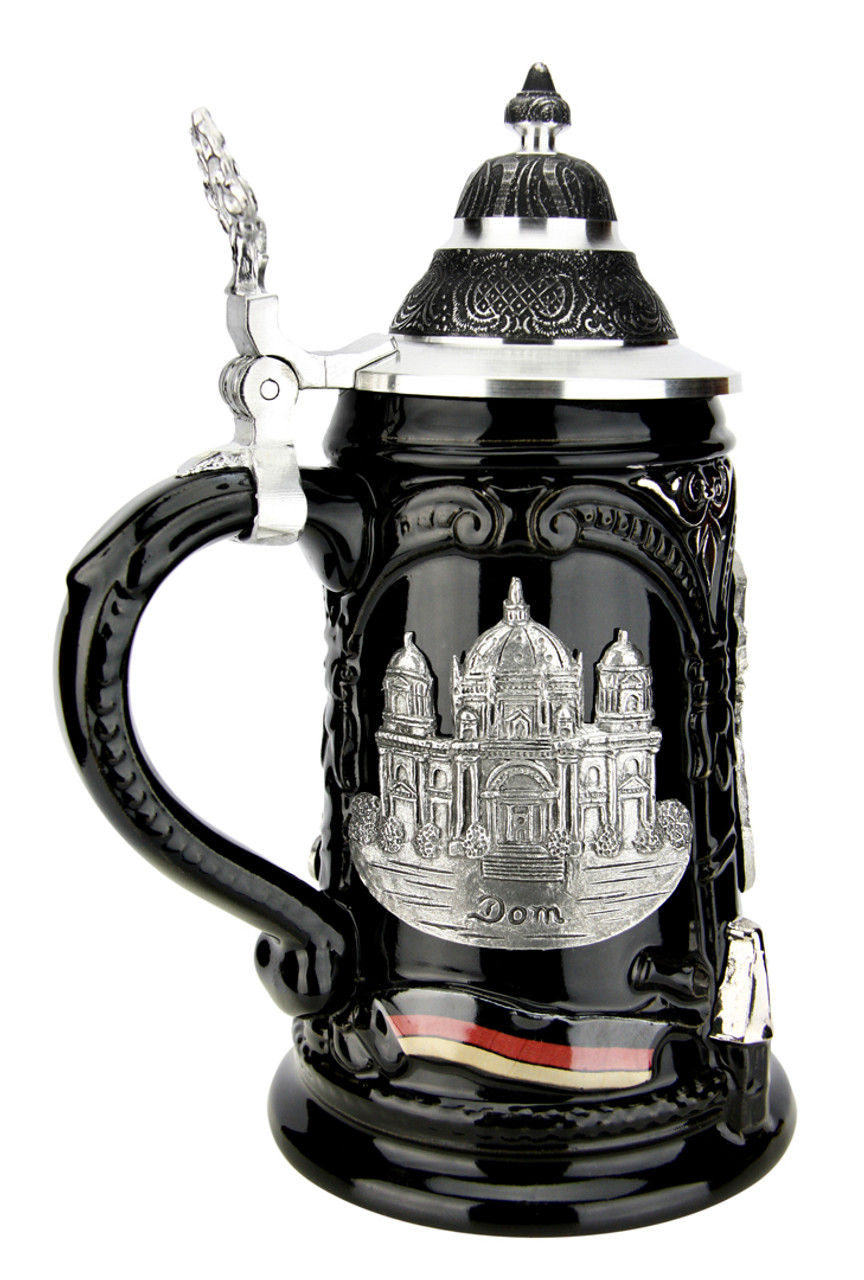 Berlin Famous Landmarks Beer Stein | Cities of Germany Collector Series