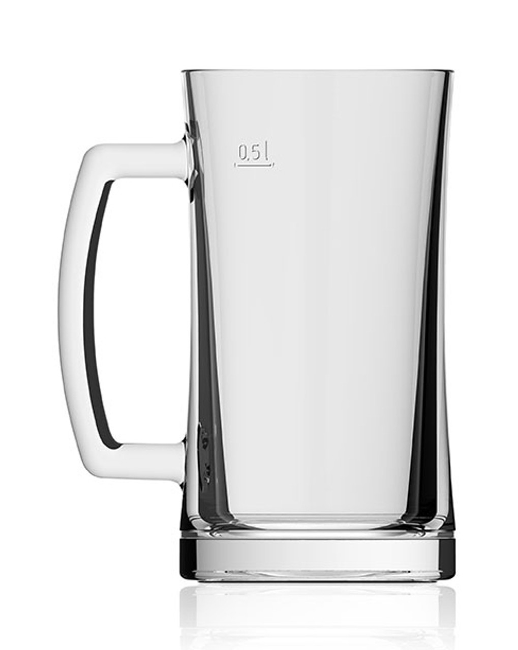 Kora Glass Beer Mug 0.5 Liter