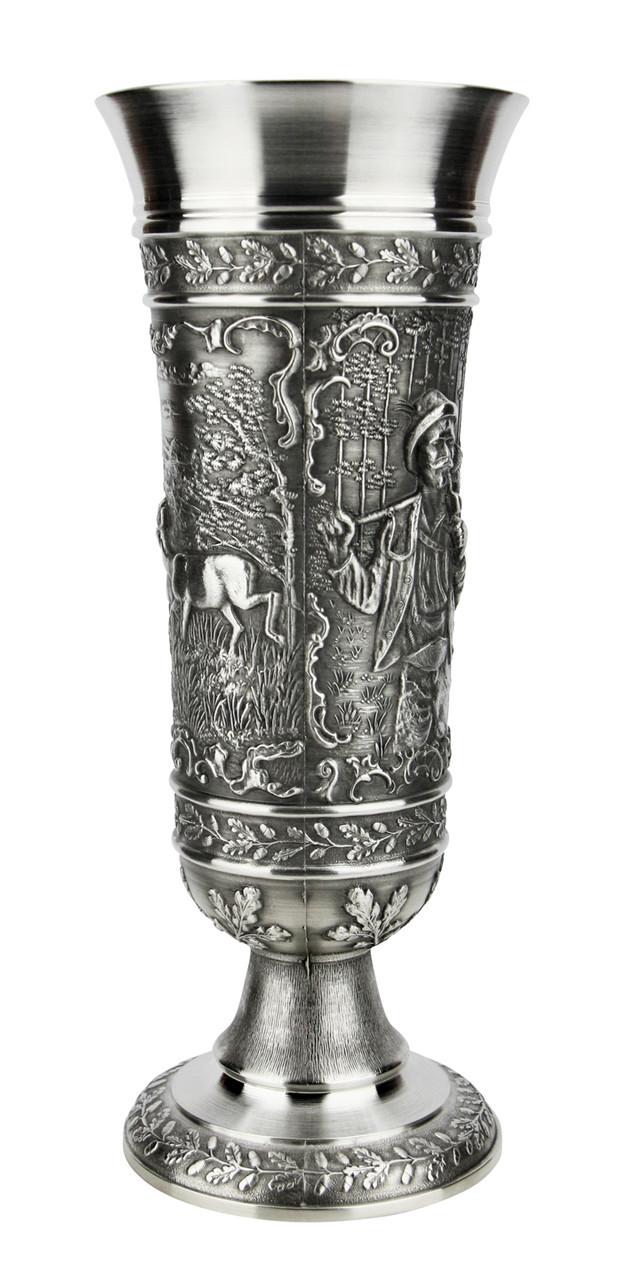 Hunter Pewter Pilsner Tulip Beer Cup