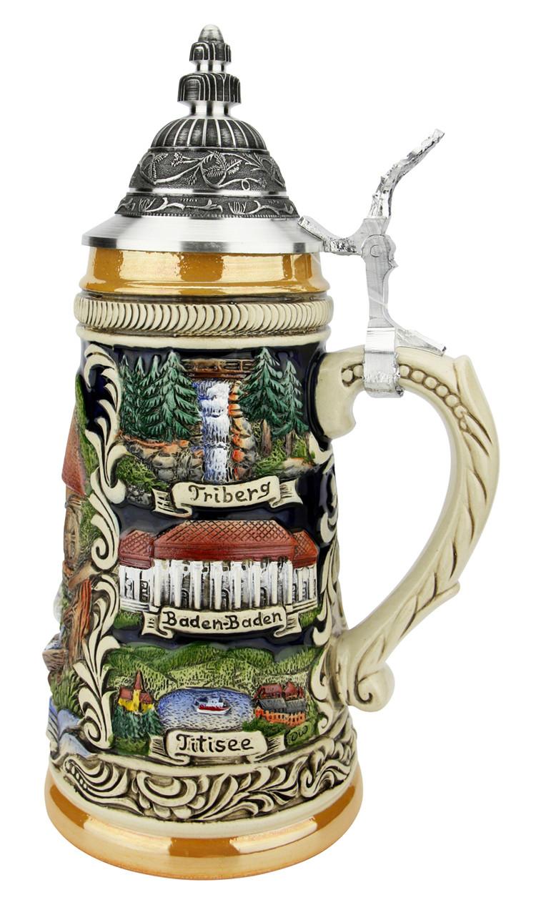 Schwarzwald Black Forest German Beer Stein