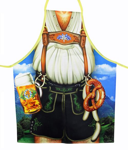 Bavarian Male Beer Apron