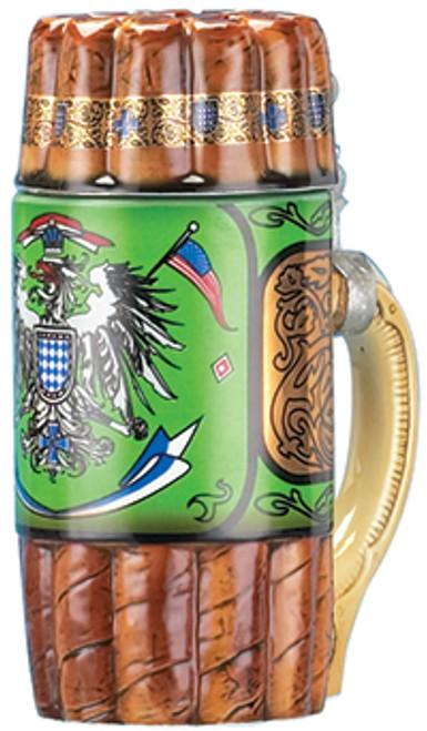 Cigar Bundle Beer Stein