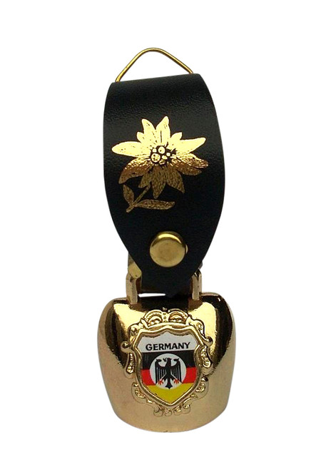 Cow Bell Key Chain