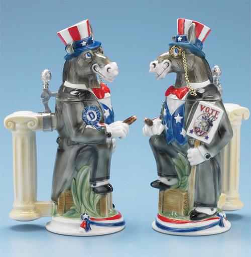 Democrat Donkey Beer Stein