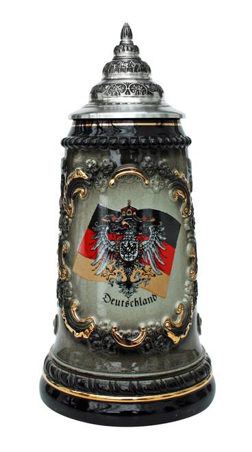 Deutschland Flag Beer Stein