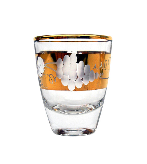 Engraved German Shot Glass