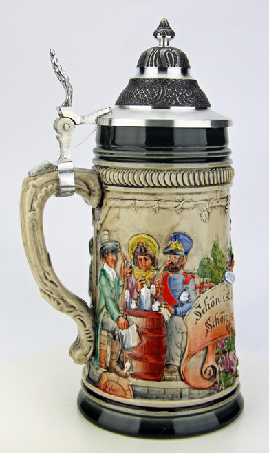 Thewalt Festive Youth Traditional Beer Stein