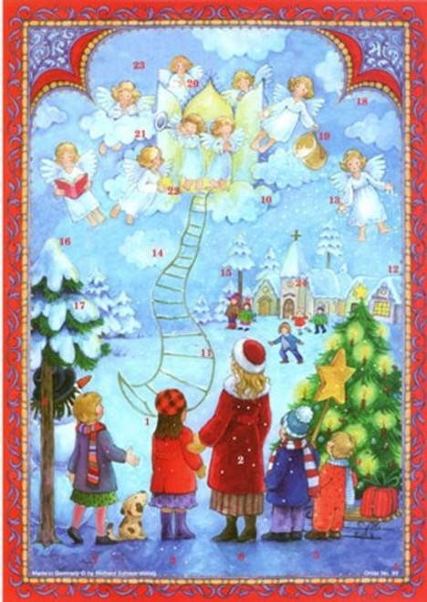 Ladder to Heaven German Advent Calendar