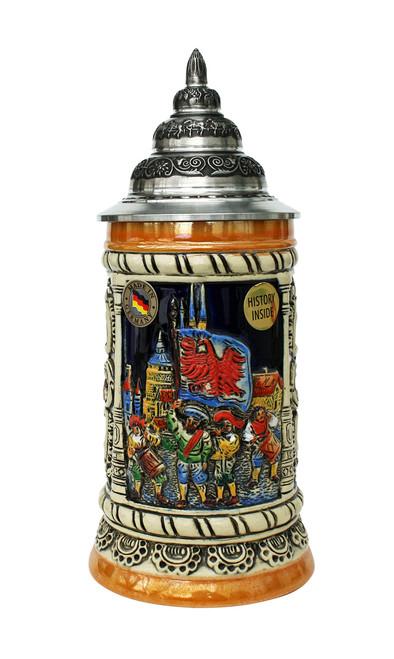 Medieval Times Beer Stein