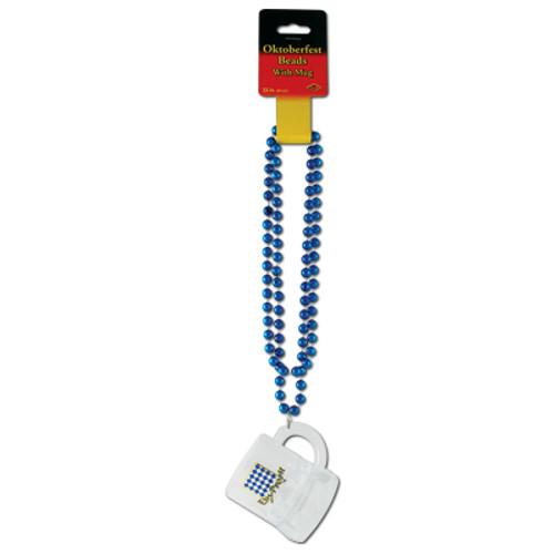 Oktoberfest Ein Prosit Mug Beads