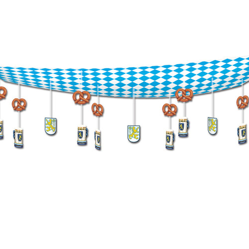 Oktoberfest Party Ceiling Decoration