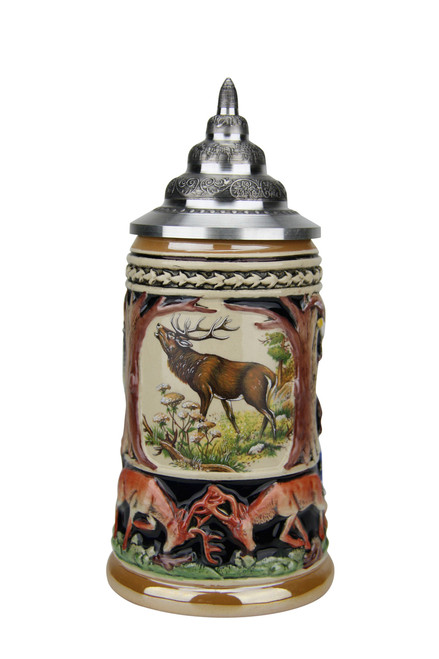 Wildlife Beer Stein