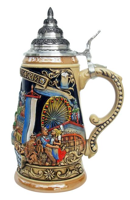 Oktoberfest Munich Bavaria Beer Stein