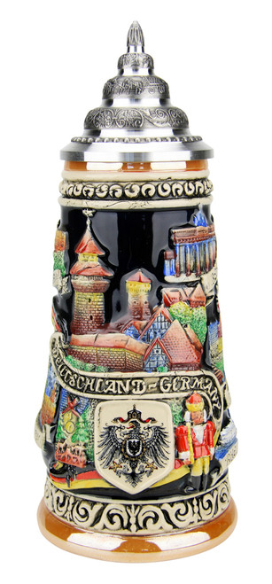 Germany Travel Destinations Beer Stein
