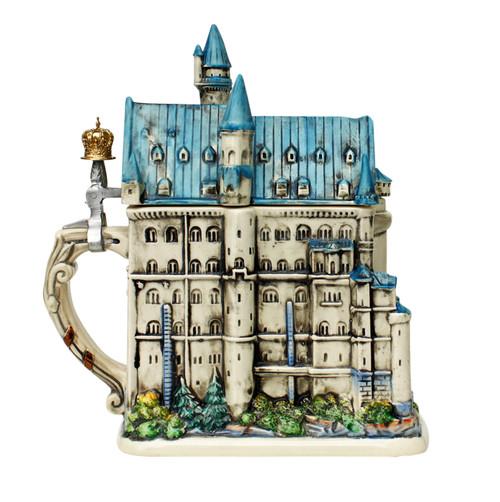 Neuschwanstein Castle 3D Beer Stein