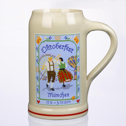 Rastal Official 2011 Oktoberfest Beer Mug