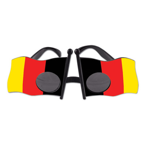 German Flag Party Glasses
