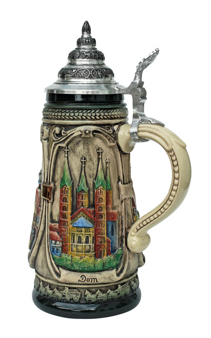 Bamberg City Beer Stein