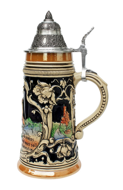 Loreley Rhein River Beer Stein