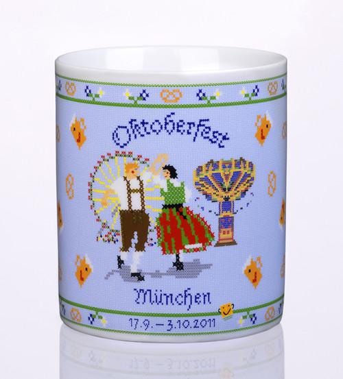 Official 2011 Oktoberfest Munich Coffee Cup