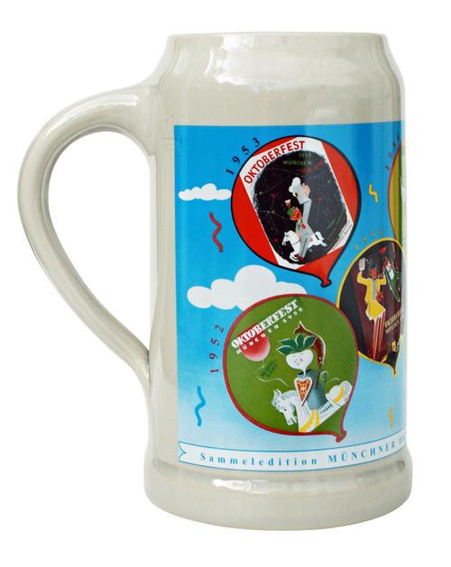 Rastal Oktoberfest Ceramic Beer Mug