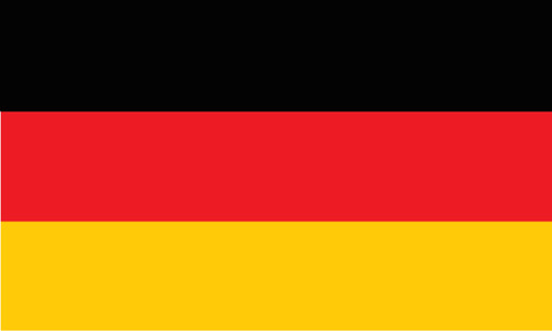 Germany Flag 3' x 5'