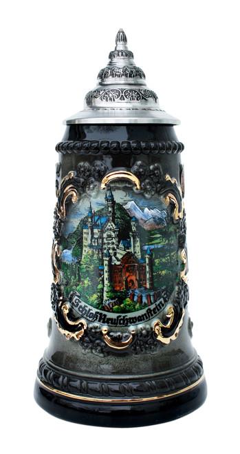 Castle Neuschwanstein Souvenir Beer Stein
