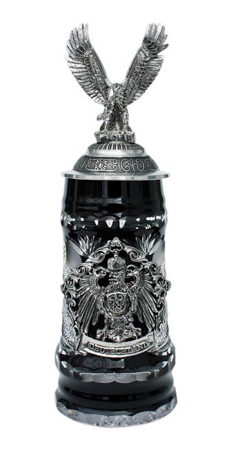 Lord of Crystal German Eagle Beer Stein