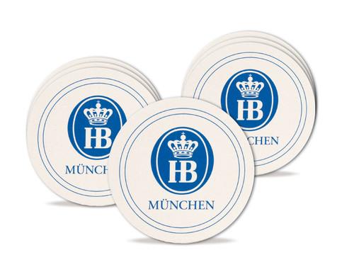 Hofbrauhaus Munich Brewery Beer Coasters 100pk