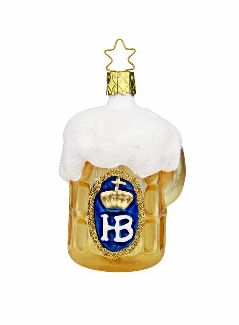 Hofbrauhaus HB Masskrug Oktoberfest Mug Ornament